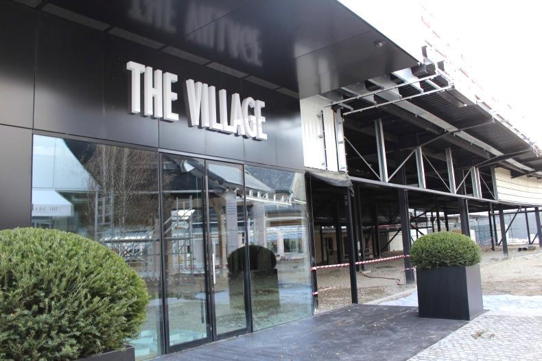 Le « Village des Marques » de Villefontaine, le 13 septembre 2018 - Sortie AVIVO Genève