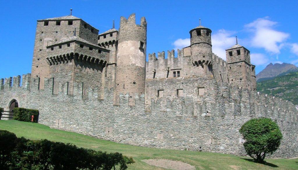 Château de Fénis