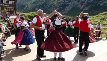 costume appenzell